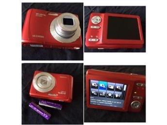 Avant DCI 450 digitalkamera 14 Mpx 2 AA Battari - Spånga - Avant DCI 450 digitalkamera 14 Mpx 2 AA Battari - Spånga