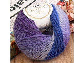 02# Sale Baby Cashmere Wool Children hand knitting Crochet Yarn 1 ball x 50g DK - Skärholmen - 02# Sale Baby Cashmere Wool Children hand knitting Crochet Yarn 1 ball x 50g DK - Skärholmen
