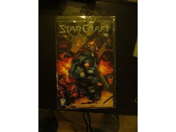 Starcraft Comic #0  Starcraft 3 Collectors edition