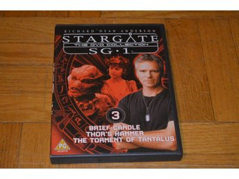 Stargate SG-1 - Vol 3 - DVD