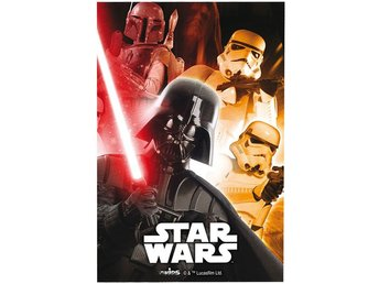 Star Wars Filt Fleecefilt 150 x 100cm
