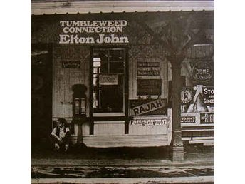 LP Elton John Tumbleweed connection