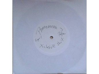 Phenomena 3 (Eye N´I, Profilen) title* Exclusive Shit* Hip Hop, Reggae RARE Swe