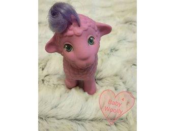 My little pony ponny G1 baby Woolly pony pal - Kungälv - My little pony ponny G1 baby Woolly pony pal - Kungälv