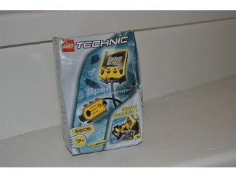 LEGO Technic 5206 Lego Speed Computer - Skillingaryd - LEGO Technic 5206 Lego Speed Computer - Skillingaryd
