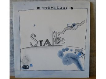 STEVE LACY :: STAMPS :   2(LP) Schweiz Press