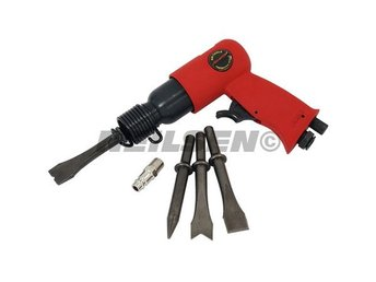 Air Hammer - 6 in - Garage Compressor Hammer & Chisel Tool 0676