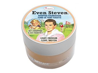 The Balm Even Steven Whipped Foundation Light/Medium