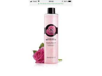 The Body Shop Bath Foam