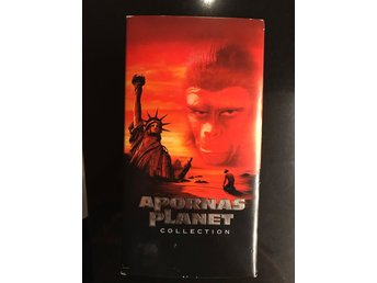 Apornas Planet Collection -  VHS Box