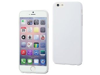 ThinGel TPU iPhone 6 Plus Vitt