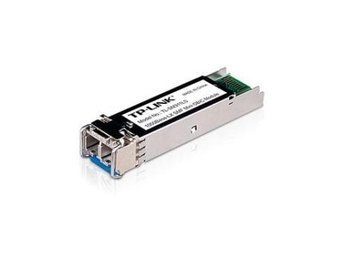 TP-Link Gigabit SFP module, Single-mode, MiniGBIC, LC interface, Up to 10km dist