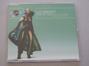 Joi Cardwell - Run to You CD Singel Promo Ex 1998