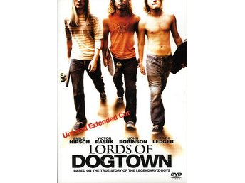 Lords of Dogtown - Unrated Extended Cut (Emile Hirsch, Heath Ledger)