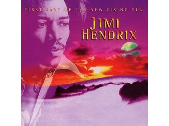 Hendrix Jimi: First rays of the new... -70 (Rem) (CD)