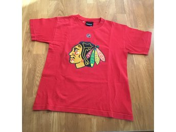 Chicago Blackhawks, Kane, t-shirt, strl L junior, hockey, original