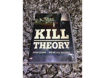 KILL THEORY DVD