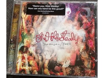 CD THE HOLD STEADY (+ Dave Pirner/Soul Asylum) -Rejäl, bra rockmusik