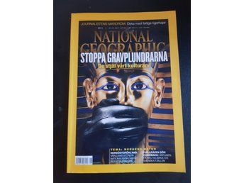 National Geographic nr6 2016