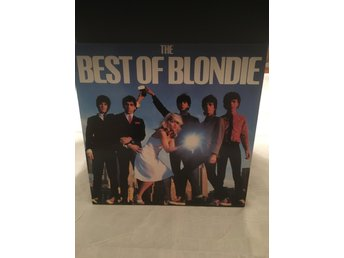 BLONDIE Orig. LP, Best Of BLONDIE, 14 tracks, Chrysalis, UK-1981