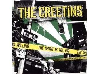 "Creetins, The ?? The Spirit Is Willing - 7"" singel"