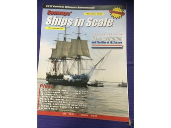 Seaways Ships in scale USS Constitution
