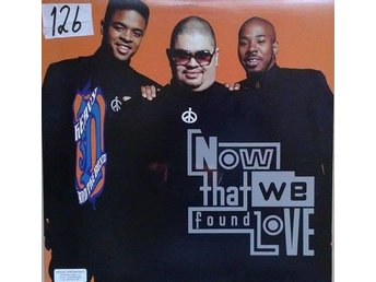Heavy D. & The Boyz  titel*  Now That We Found Love* 12