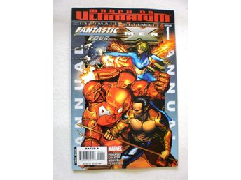 US Marvel - Ultimate FF/X-men Annual # 1