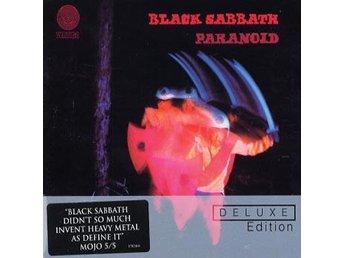 Black Sabbath: Paranoid 1970 (Deluxe/Digi) (2CD DVD Audio) - Nossebro - Black Sabbath: Paranoid 1970 (Deluxe/Digi) (2CD DVD Audio) - Nossebro
