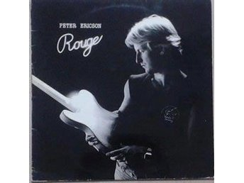 Peter R. Ericson title*  Rouge* Swe LP