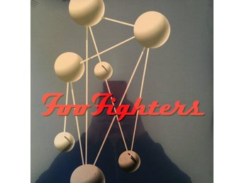 FOO FIGHTERS - THE COLOUR AND THE SHAPE 2-LP NY