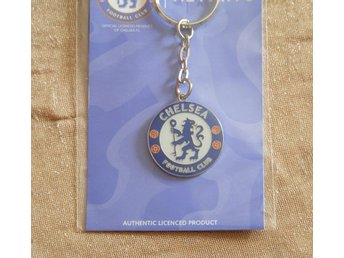 Chelsea - NYCKELRING - Officiell produkt - NY