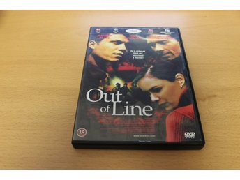 Dvd-film: Out of line (Jennifer Beals, Holt McCallany)