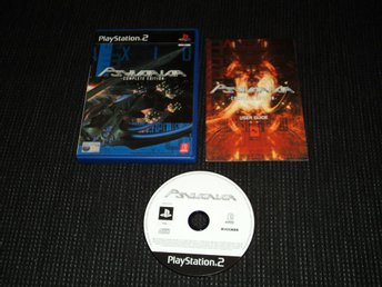 PS2 Psyvariar Complete Edition