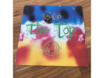 The Cure- The Top LP