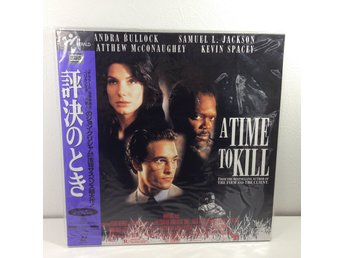 *NY* Klassiker: A Time to Kill,  Laserdisc 2LD
