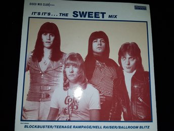 Sweet Its its the sweet mix vinylsingel