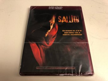 SAW III (HD DVD) Ny inplastad