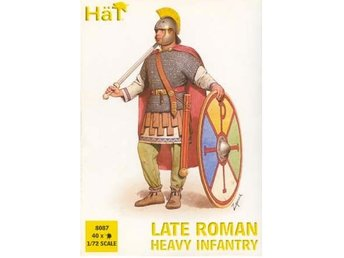 HäT - Late Roman Heavy Infantry 1/72