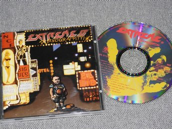Extreme - Pornograffitti CD - More Than Words,Hole Hearted,When I'm President