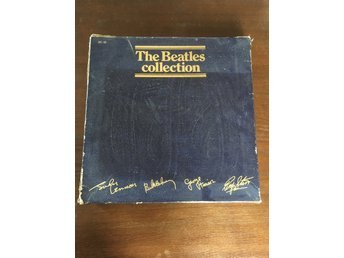 The Beatles Collection tom box