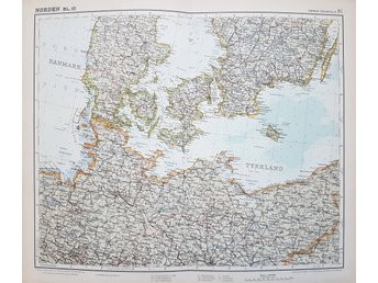 Karta Sverige Vimmerby.Vimmerby Generalstabens Karta Over Sverige Iii 332830887 ᐈ Kop