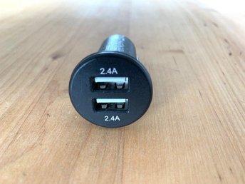 Linocell USB billaddare med dubbla USB portar 4.. (360777819