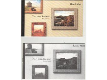 NORDIRLAND - MARKENHEFTCHEN BOOK OF STAMPS - 1994
