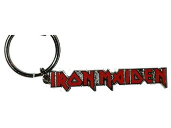 Nyckelring - Iron Maiden - ROCK/HEAVY METAL - -  NY - FRAKTFRITT