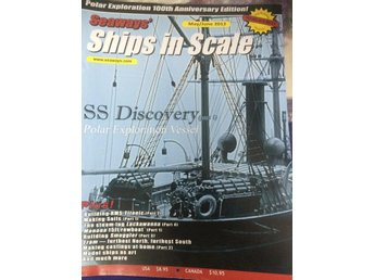 Seaways Ships in scale SS Discovery
