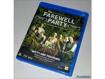 The Farewell Party / Avskedsfesten - BD svensk text - Helsingborg - The Farewell Party / Avskedsfesten - BD svensk text - Helsingborg