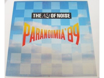 "The Art Of Noise – Paranoimia '89 12"" MINT!"