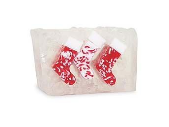 Primal Elements Bar Soap Christmas Stockings 170g