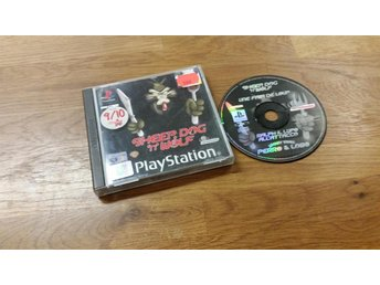 SHEEP DOG N WOLF PS1